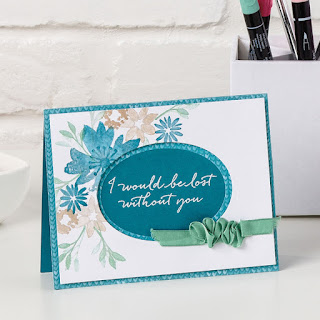 Stampin' Up! Blooms & Wishes -- 25% Off in November 2016