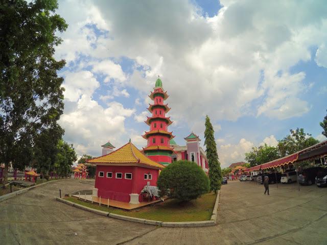 masjid chengho palembang