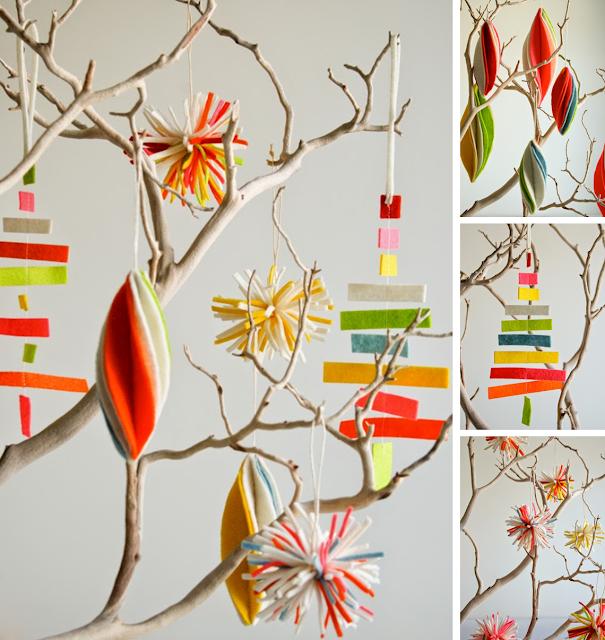 Adornos sencillos de navidad decorar tu casa es for Adornos navidenos sencillos