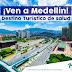 56.529 pacientes internacionales han encontrado en Medellín un destino de salud