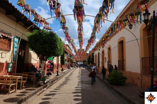 San Cristóbal de Las Casas, Calle Hidalgo
