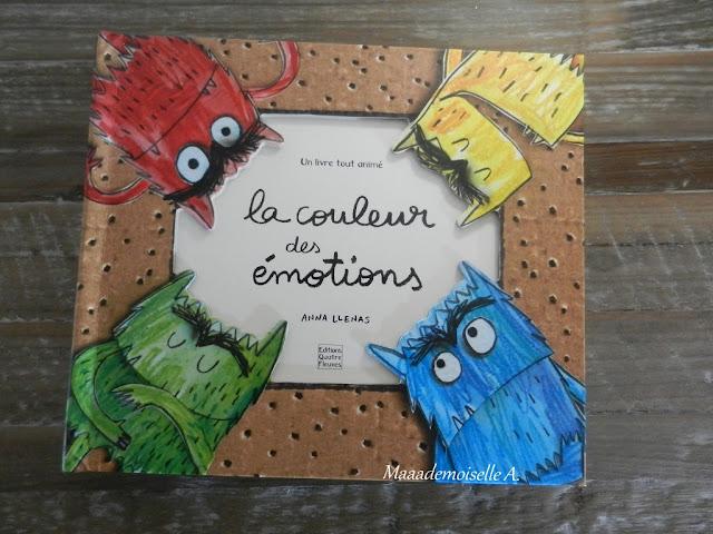 || La couleur des émotions (Présentation & Avis)(Chut, les enfants lisent # 56)