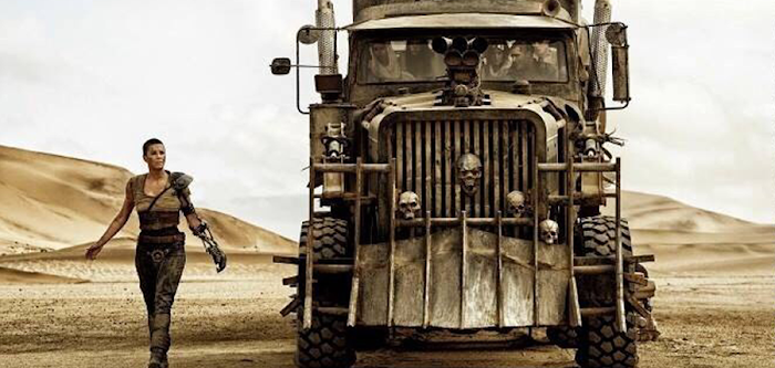 Charlize Theron este Imperator Furiosa în Mad Max: Fury Road