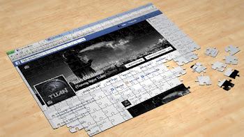 Share PSD Mockup Mảnh Ghép Puzzle 3D