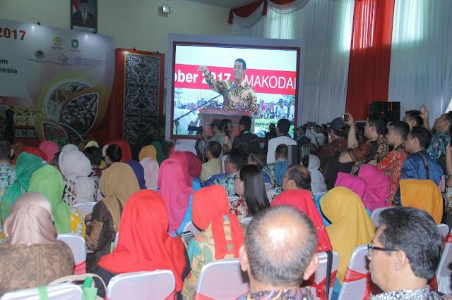 Wujudkan Indonesia Menjadi Lumbung Pangan Dunia