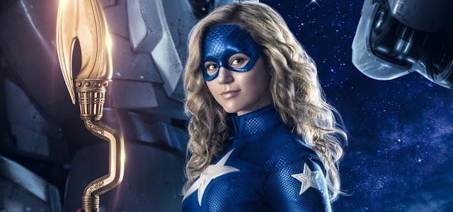 Brec Bassinger, a 'Stargirl', fala sobre um crossover com a série 'The Flash'
