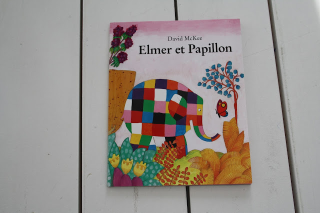 Elmer et Papillon de David McKee