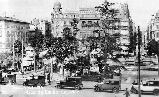 condcir en valencia, 1931