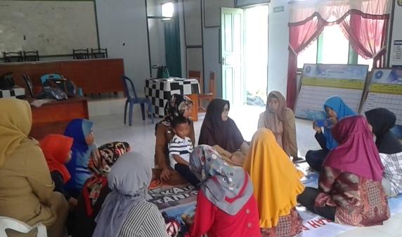 Tim BKB DP3AP2KB Selayar Permantap Persiapan, Jelang Lomba Desa Tk. Sulsel 2018