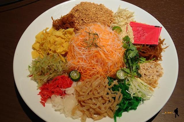 Ming Dining, hidangan spesial imlek