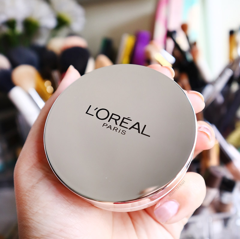 L'Oreal True Match Cushion Review Singapore