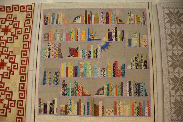 """Bookshelf"" by Tomomi McElvee"