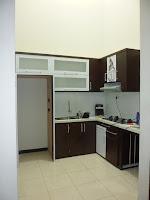 jual kitchen set di semarang