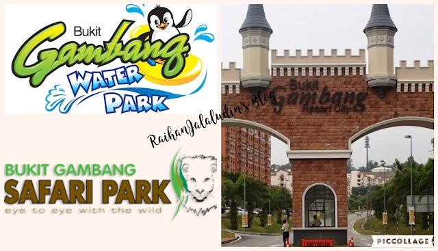 Apa yang Menarik di Bukit Gambang Resort City?