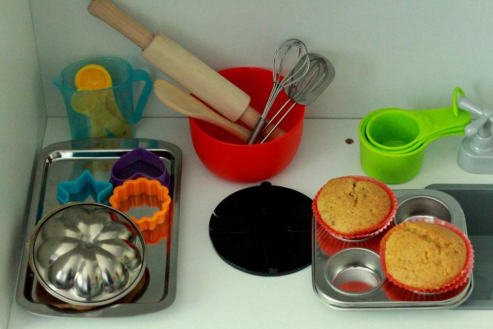 Zestaw kuchenny dla dziecka