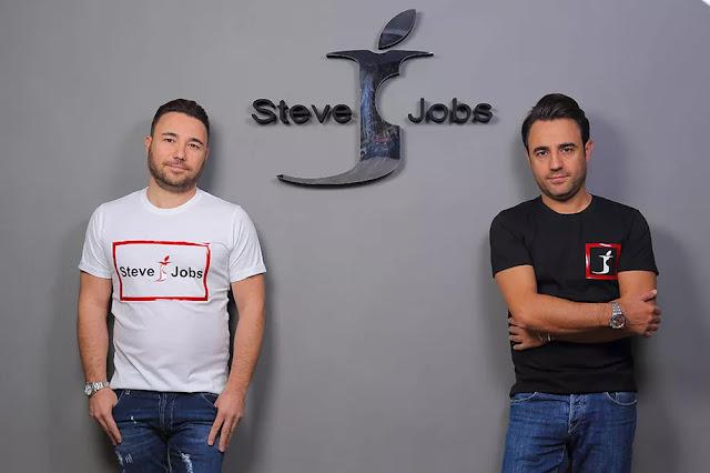 """Perusahaan Italia Menang Melawan Apple Untuk Menggunakan Nama """"Steve Jobs"""""""