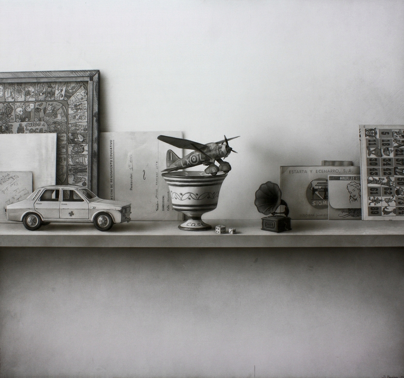 04-Forgotten-Objects-Javier-Banegas-Black-and-White-Realistic-Mixed-Media-Drawings-www-designstack-co