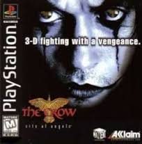 The Crow - City of Angels - PS1 - ISOs Download