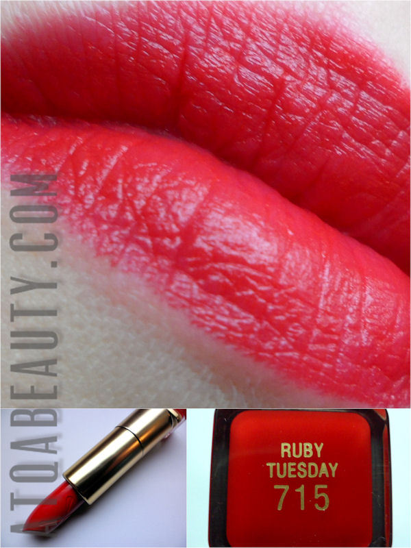 Max Factor Colour Elixir 715 Ruby Tuesday