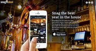 Reserve a Bar Stool App