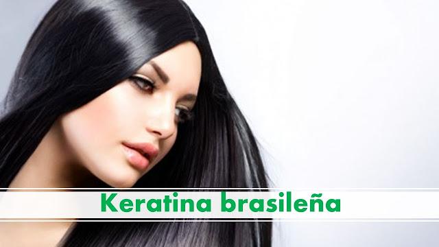 ¿Pelo lacio? Keratina Brasileña