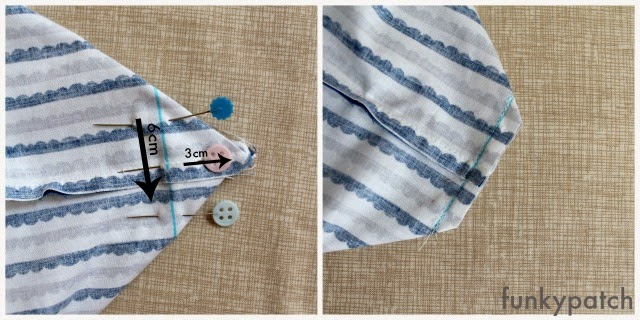 paso a paso de como hacer un bolso con 3 fat quarter