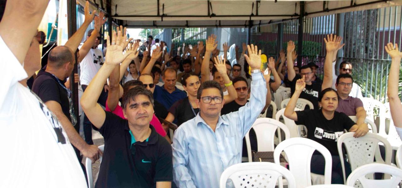 Servidores da Justiça do Pará entram em estado de greve; reivindicam reajuste salarial