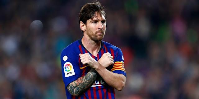 Ide 'Trofi Lionel Messi' Buat Presiden La Liga Tertarik
