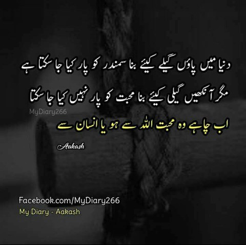 Heart Touching Urdu Quotes Nve Media