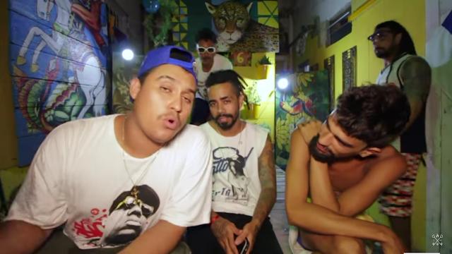 """Chave Mestra e DV Tribo lançam o Cypher """"Nordeste no Comando"""" que conta com produção do DJ Caique"""