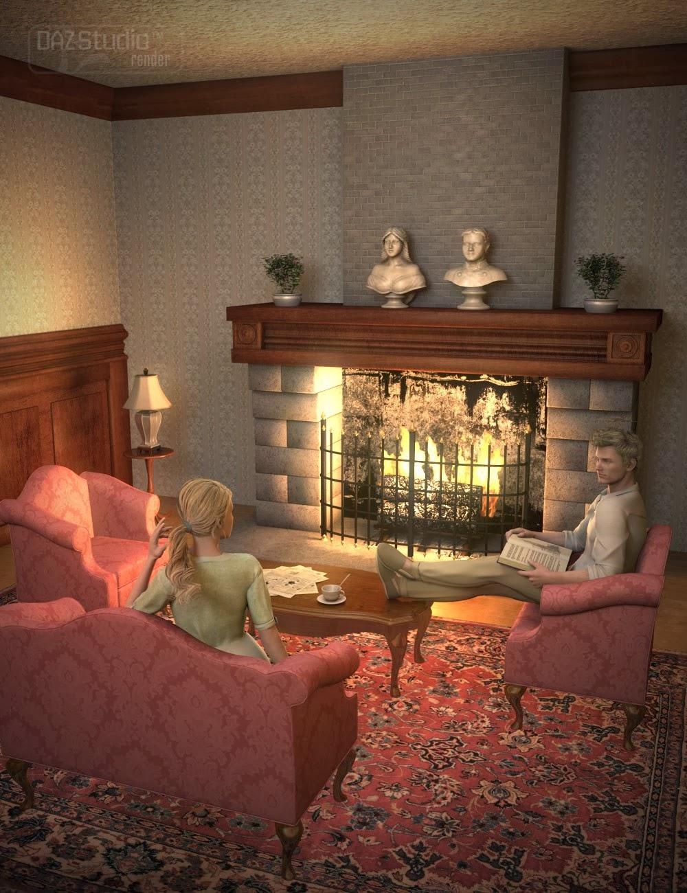 Download DAZ Studio 3 For FREE!: DAZ 3D