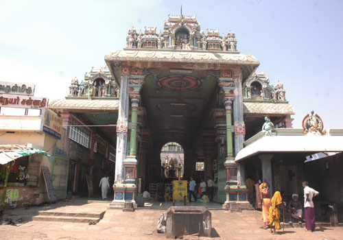 Namakkal Anjaneyar Temple height history timings