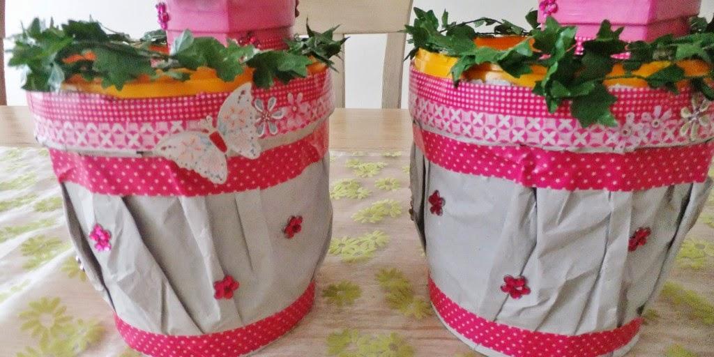 Geschenkverpackung für Mädchen