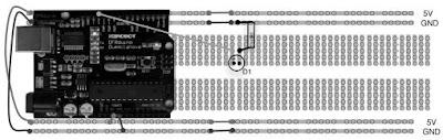 Tutorial – Membuat Morse Flasher dengan Arduino