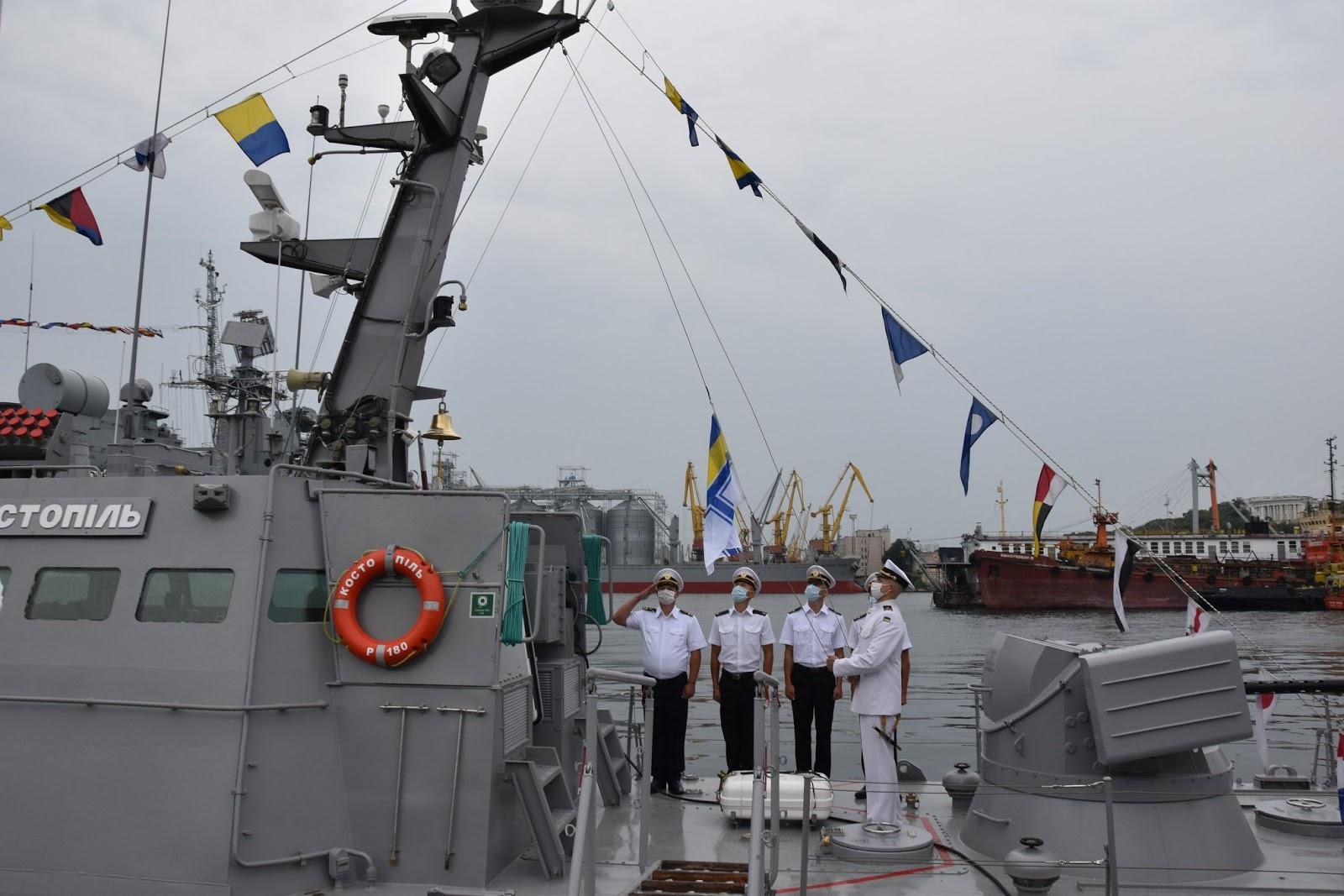 ВМСУ отримали сьомий бронекатер типу МБАК – перший з новими можливостями