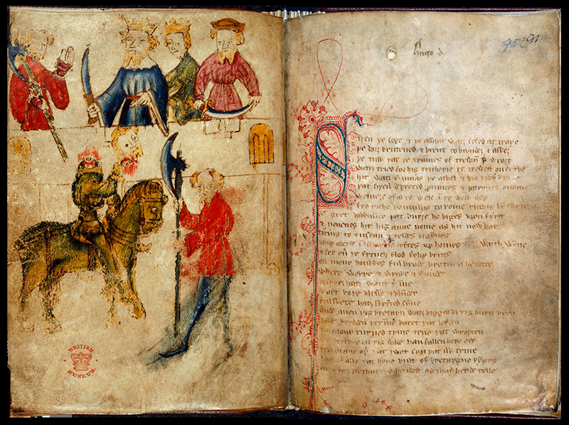 """a plot summary of the tale of sir gawain and the green knight """"sir gawain and the green knight"""" is one of the eerie, exuberant joys of  an  outlandish ghost story, a gripping morality tale and a weird thriller."""