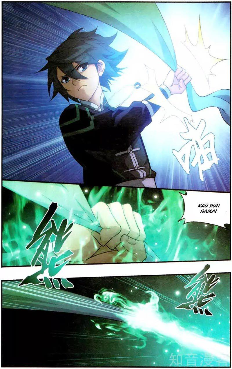 Battle Through Heaven Chapter 232-8