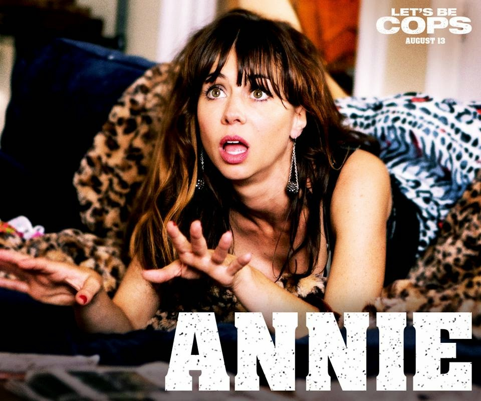 lets be cops natasha leggero