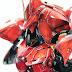 Custom Build: MG 1/100 MMS-014 Manigold [19th All Japan Ora-Zaku Championships Entry]