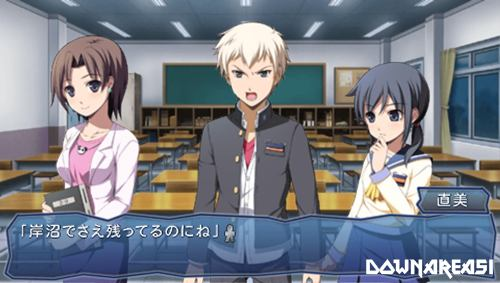Corpse Party Book Of Shadow Psp