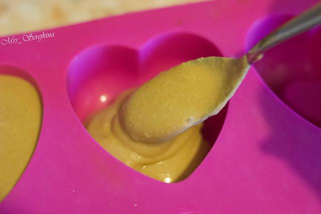Десерт а-ля мороженое крем-брюле: шаг 5
