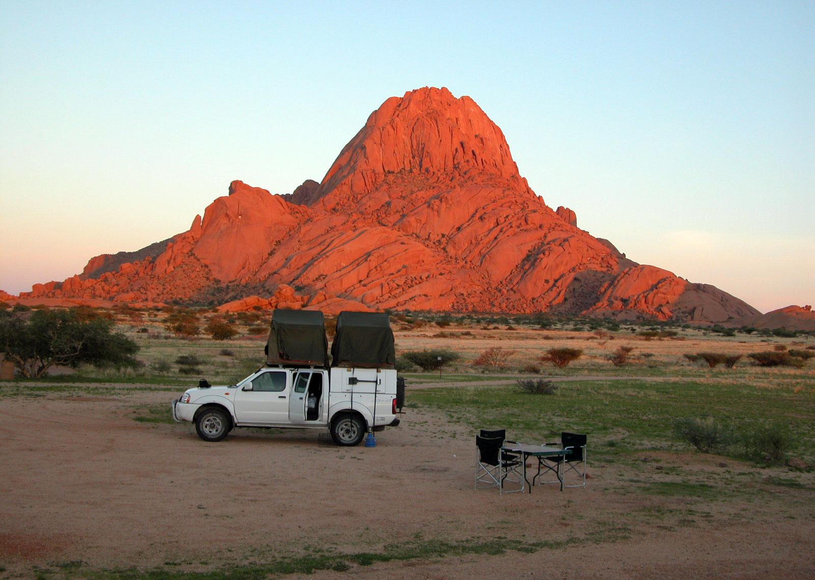 An+Ai+Lm. Spitzkoppe, Namibia