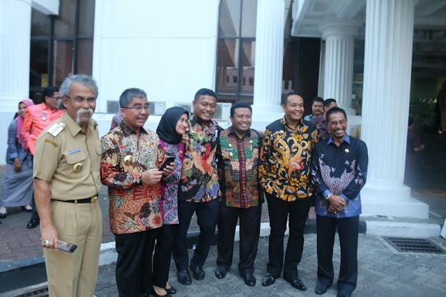 Bupati Boltim Hadiri Rapat Kerja Kepala Daerah Se-Indonesia di Istana Negara