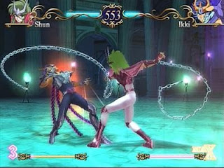 Saint Seiya The Hades (PS2) 2007