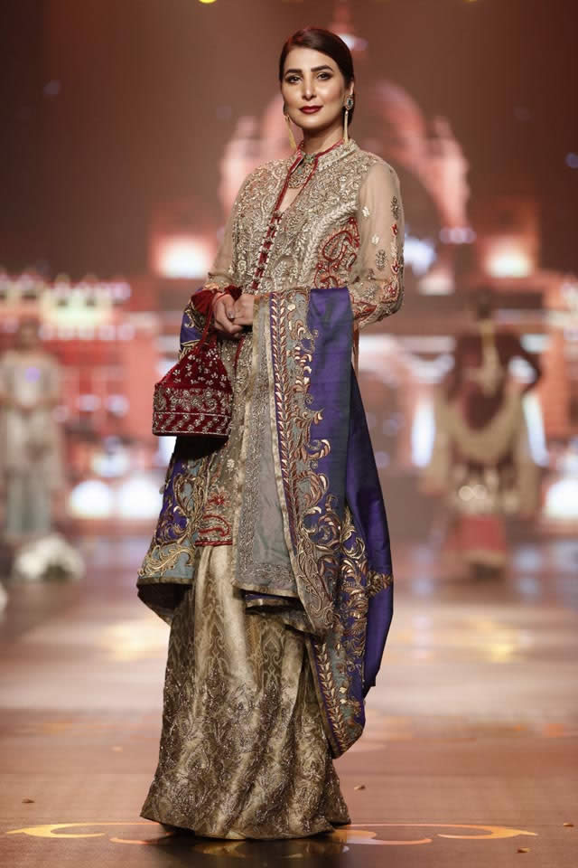 Nickie Nina Latest Bridal Fresses At BCW 2016