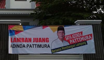 Adinda Pattimura Dorong H. Pattimura, S.E. Maju Pada Pilgub Lampung 2018