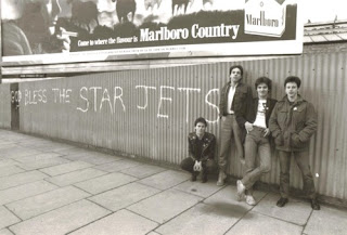 The Starjets, Ulster Punk Rock, Irish Rock, Power Pop