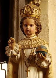 DEVOTION TO THE INFANT OF PRAGUE PRACTISED AT OUR LADY OF VICTORY CHAPEL