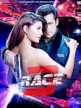 Race 3 (2018) Hindi 720p Pre-DVDRip x264 (New Source)