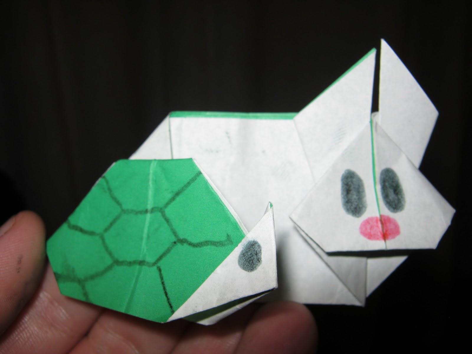Creative Animalia Daily Tortoise And Hare